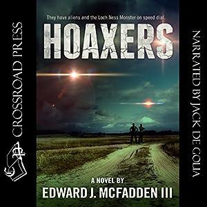 Hoaxers Audiobook