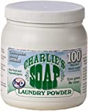 Charlie's Laundry Detergent Soap Powder- 2.64lbs