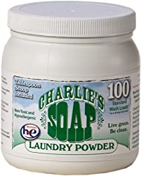Charlie's Soap Laundry Powder, 2.64-Pounds