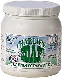 Charlie's Soap Laundry Powder 2.64 lbs (FFP)