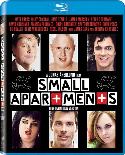 Blu-ray : Small Apartments (Dolby, Widescreen, , AC-3)