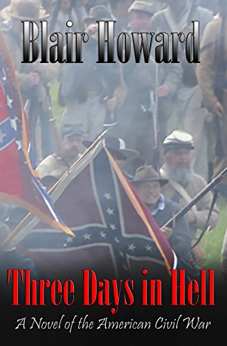 Three Days in Hell by Blair Howard ebook