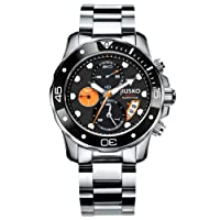 Jiusko Deep Sea Series Men's Stainless Steel Divers Watch 72lsb12 from JIUSKO