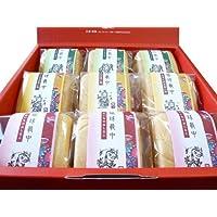 琉球最中(フリーズドライ:味噌汁・お吸い物・お汁粉)×9個×20箱