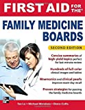 img - for First Aid for the Family Medicine Boards, Second Edition (FIRST AID Specialty Boards) book / textbook / text book
