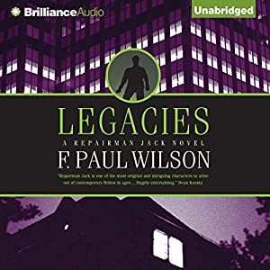 Legacies Audiobook