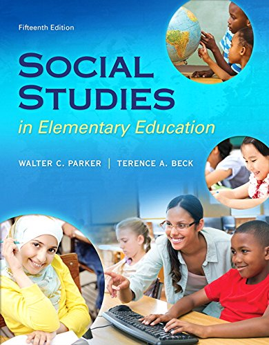 Social Studies in Elementary Education, Enhanced Pearson eText with Loose-Leaf Version -- Access Card Package (15th Edition) (What's New in
