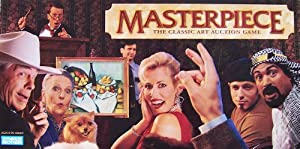 Masterpiece - The Art Auction Game