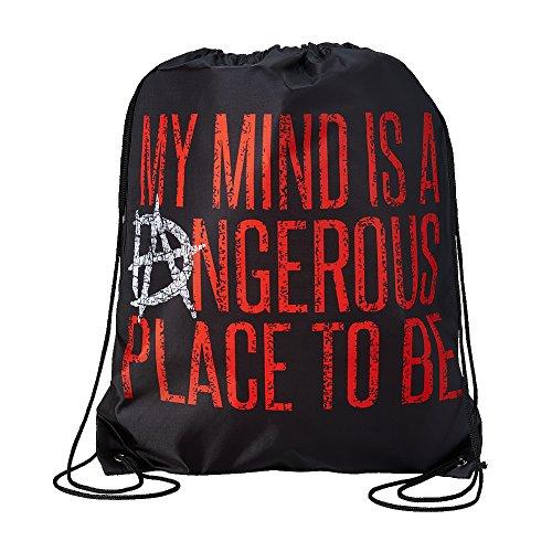 Dean Ambrose Drawstring Bag