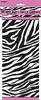 Zebra Print Cellophane Bags, 20ct by Unique