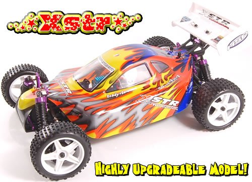 HSP XSTR 1/10th Electric Radio Controlled Buggy