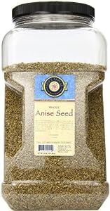 Spice Appeal Anise Seed Whole, 64-Ounce Jar