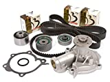 Evergreen TBK313WPT 99-05 Hyundai Sonata Santa Fe Optima 2.4L G4JS Timing Belt Kit Water Pump