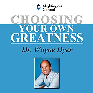 Choosing Your Own Greatness Audiobook