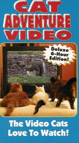 Cat Adventure Video: The Video Cats Love to Watch (Deluxe 6-Hour Edition!)