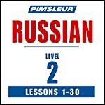 Russian Level 2: Learn to Speak and Understand Russian with Pimsleur Language Programs |  Pimsleur