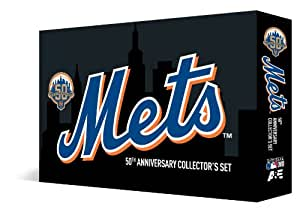 New York Mets 50th Anniversary Collector's DVD SET
