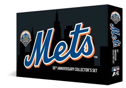 New York Mets 50th Anniversary Collector's DVD SET at Amazon.com