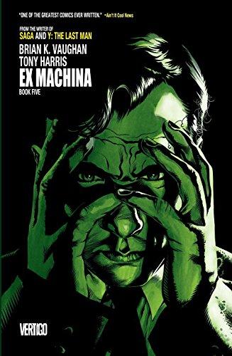 Ex Machina Book Five TP
