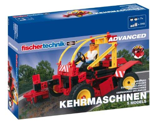 Fischertechnik 500878 - Kehrmaschinen