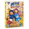 Jim Jam And Sunny: Time To Sing [DVD]