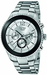 Esprit Chronograph White Dial Mens Watch ES105331005