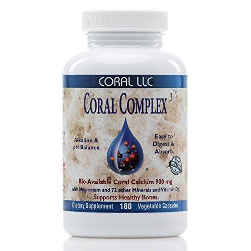 Coral-Complex-3-Coral-Calcium-600-mg-180-Capsules