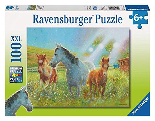 Ravensburger Equine Pasture Puzzle (100 Piece)