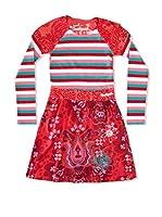Desigual Vestido Teresa Rep (Rojo)