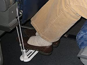 Amazon Com Portable Airplane Travel Footrest Health