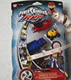 Power Rangers - 31041 - RPM - Racing Performnace Machines - High Octane Micro Megazord
