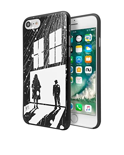 NUEBOO Hülle Limited Edition White Rain iPhone 7