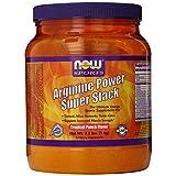 Now Foods Arginine Power Super Stack, 2.2-Pounds