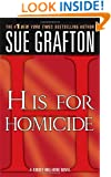 """""""H"""" is for Homicide (Kinsey Millhone Alphabet Mysteries)"""