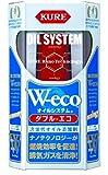 KURE [ 呉工業 ] オイルシステム ダブル・エコ (150ml) [ Automotive Additives ] エンジンオイル添加剤 [ KURE ] [ 品番 ] 2076