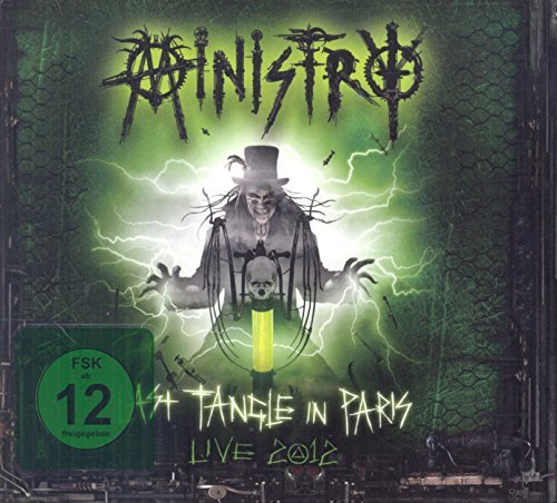 Last Tangle In Paris - Live 2012 DeFiBrilLaTouR (2xCD+DVD) by Ministry (2014-07-08)