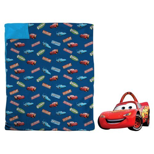 More image Disney Cars Pillow On The Go