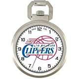 CITIZEN Watch:NBA Men's NBA-PW-LAC Pocket Collection Los Angeles Clippers Pocket Watch