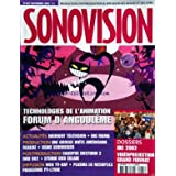 SONOVISION [No 467] du 01/11/2002 - TECHNOLOGIE DE L'ANIMATION FORUM D'ANGOULEME -HIGHWAY TELEVISION - BIG MAMA...