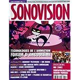 SONOVISION [No 467] du 01/11/2002 - TECHNOLOGIE DE L'ANIMATION FORUM D'ANGOULEME -HIGHWAY TELEVISION - BIG MAMA...