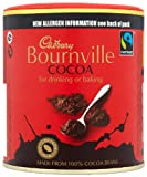 Cadbury Bournville Cocoa 125 g (Pack of 6)