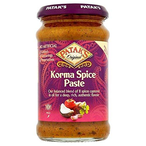 Patak'S Mild Korma Curry Paste (290G)