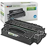 LD © Remanufactured Replacement Laser Toner Cartridge for Hewlett Packard Q7553X (HP 53X) High-Yield Black for use in the LaserJet M2727 MFP, M2727 nf MFP, M2727nfs MFP, P2015, P2015d, P2015dn & P2015x Printers