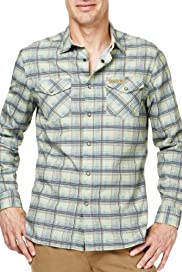 North Coast Pure Cotton Checked Shirt [T25-6018N-S]