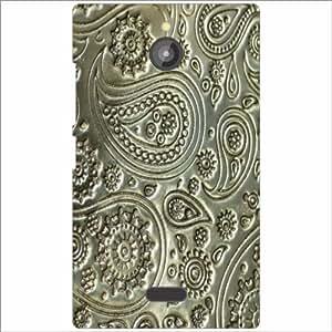 Nokia X2 Back Cover - Side Designer Cases