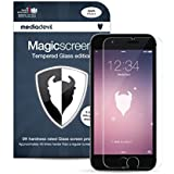 MediaDevil iPhone 6 Tempered Glass Screen Protector - Magicscreen Crystal Clear (Invisible) - (1 x Protector)