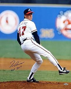 Tom Glavine Signed Autographed Atlanta Braves 16x20 Photo Inscribed HOF 2014 TRISTAR... by Insider Sports Deals