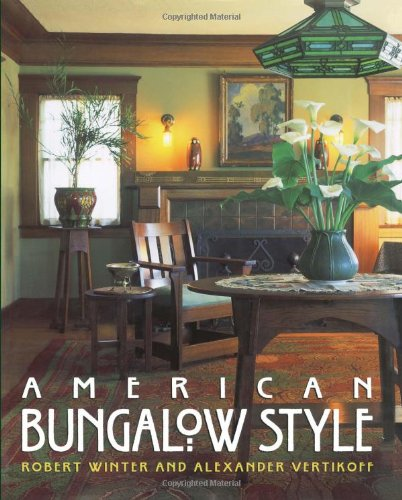 American Bungalow Style Homes Interiors
