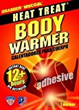 Grabber Warmers #AWES MP Adhes Body Warm Pack by Simply stick your Adhesive Body Warmer to an inner layer of clothing to enjoy over 12 hours of heat.