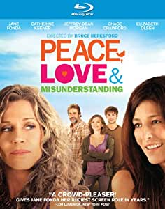 Peace Love & Misunderstanding [Blu-ray] [Import]